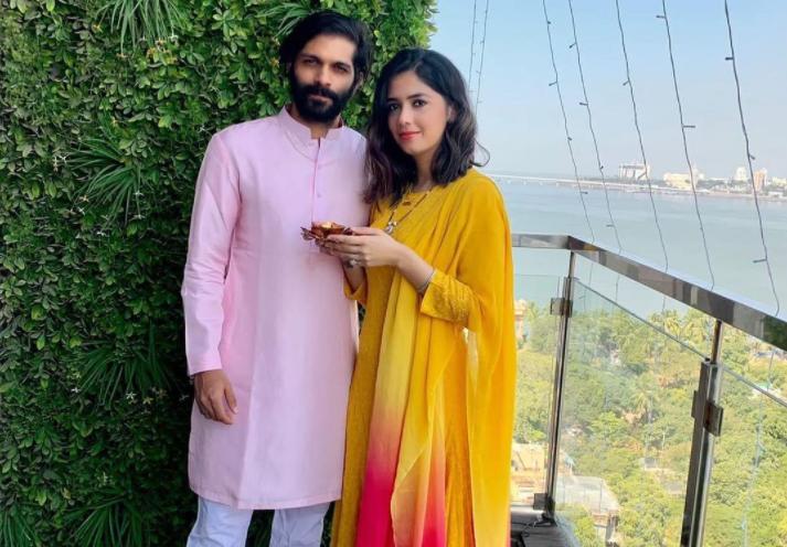 Amit Thackeray and wife Mitali