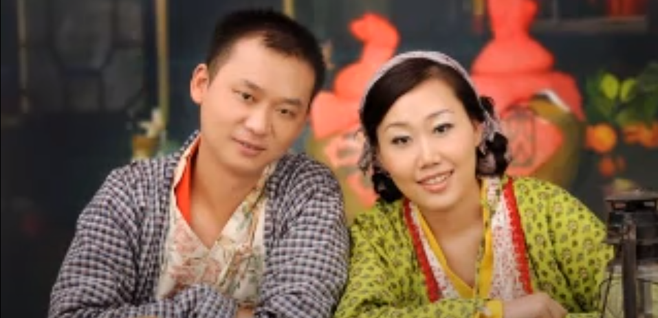 Bamboo and wife Cecil
