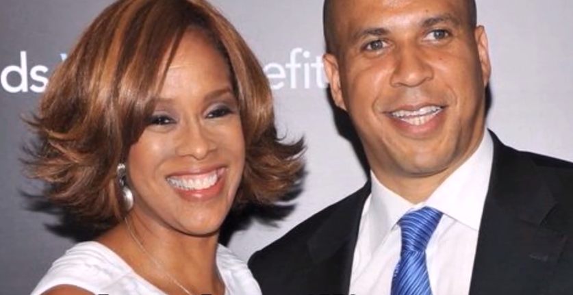 Gayle King with her ex-husband Bill Bumpus