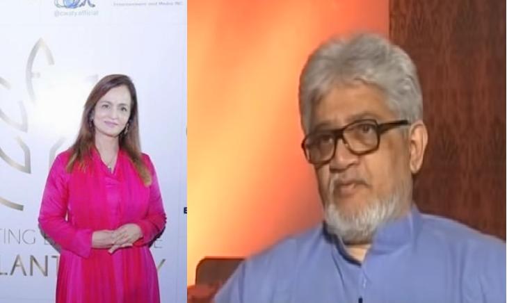 Smita Thackeray and estranged husband Jaidev Thackeray