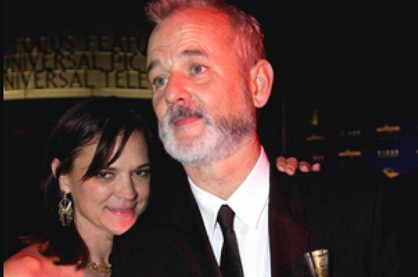 Bill Murray and ex-wife Jennifer Butler