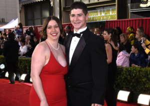 Jennifer Briner and Michael Fishman