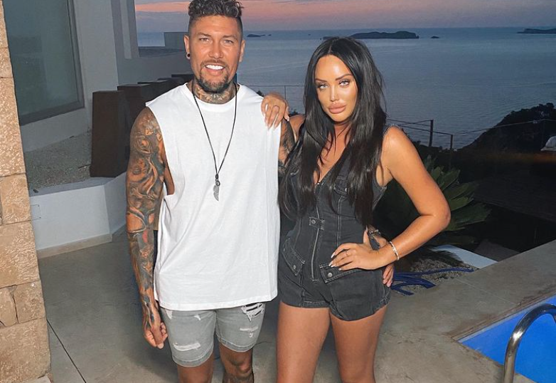 Charlotte Crosby and Liam Beauvideo