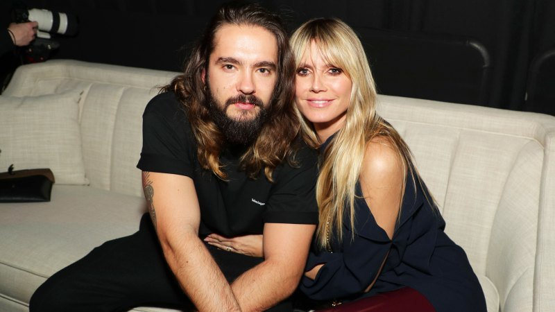 Heidi Klum and Tom Kaulitz