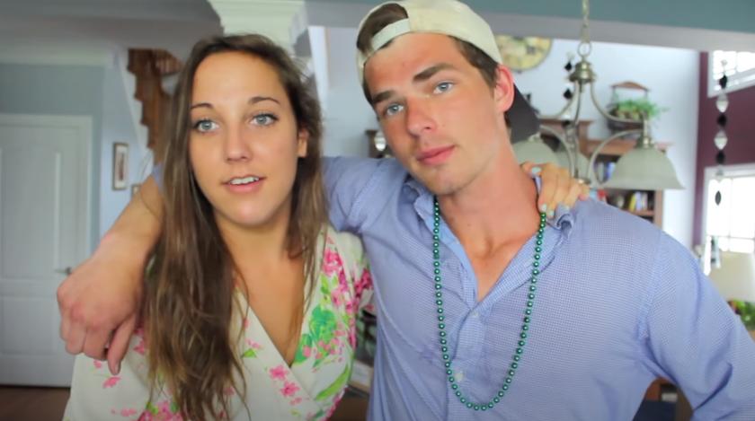Lexi and ex-boyfriend Finley